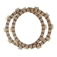 HONDA CT110 POSTIE BIKE (79-16) CLUTCH FRICTION PLATE SET ( 3 PLATES)