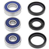 Yamaha PW80 (83-13) Rear Wheel Bearing Kit