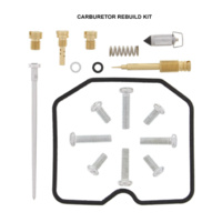 ALL BALL RACING SUZUKI LTA500F VINSON 4X4 AUTO (02-05) CARBURETTOR REPAIR KIT
