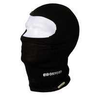 Motorcycle/Scooter Riding Gear Deluxe Balaclava Merino (One Size) OXFORD