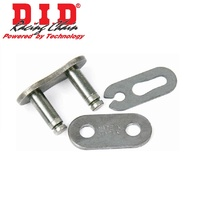 D.I.D #428 Heavy Duty Chain Clip Joint Link DID 428 Chain Link Each (DIDL428HD)