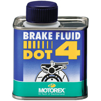 Motorex Brake Fluid DOT 4 250ml Motorbike, Boat, Car & Motorcycle