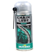 MOTOREX 622 ROAD STRONG MOTORCYCLE CHAIN LUBE SPRAY Green 500ml