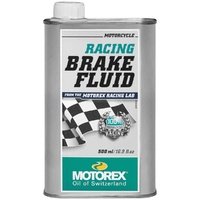 Motorex Racing Brake Fluid 500ml Motorcycle, Motorbike, Adventure Bike