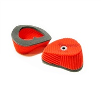 HONDA CR250 & CR500 (88-00) O2RUSH Single Stage Air Filter