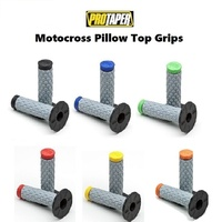 ProTaper Grip Pillow Top Dual Compound Grips Yellow +FREE DONUTS