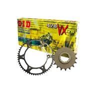 Aprilia 125 RS4 & 125 RS4 Replica (11-17) DID Chain + JT Front & Rear Sprockets Set