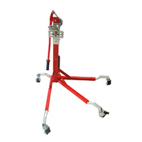 SUZUKI GSXR1000 (09-13) Centre Spider Stand Lift Red