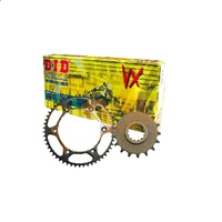 YAMAHA WR250 2T (92-01) DID Chain+JT Sprockets Set