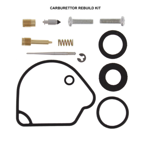 ALL BALL RACING HONDA Z50R CRF50F XR50R (92-15) CARBURETTOR REPAIR KIT
