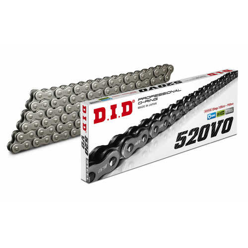 D.I.D MX #520 Premium O-Ring Chain120 Links