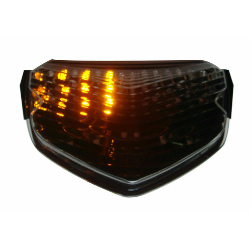 SUZUKI GSX600 GSXR750 LED TAIL LIGHT CLEAR